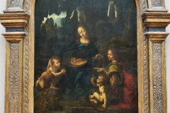 La Vierge aux rochers (The Virgin of the Rocks)
