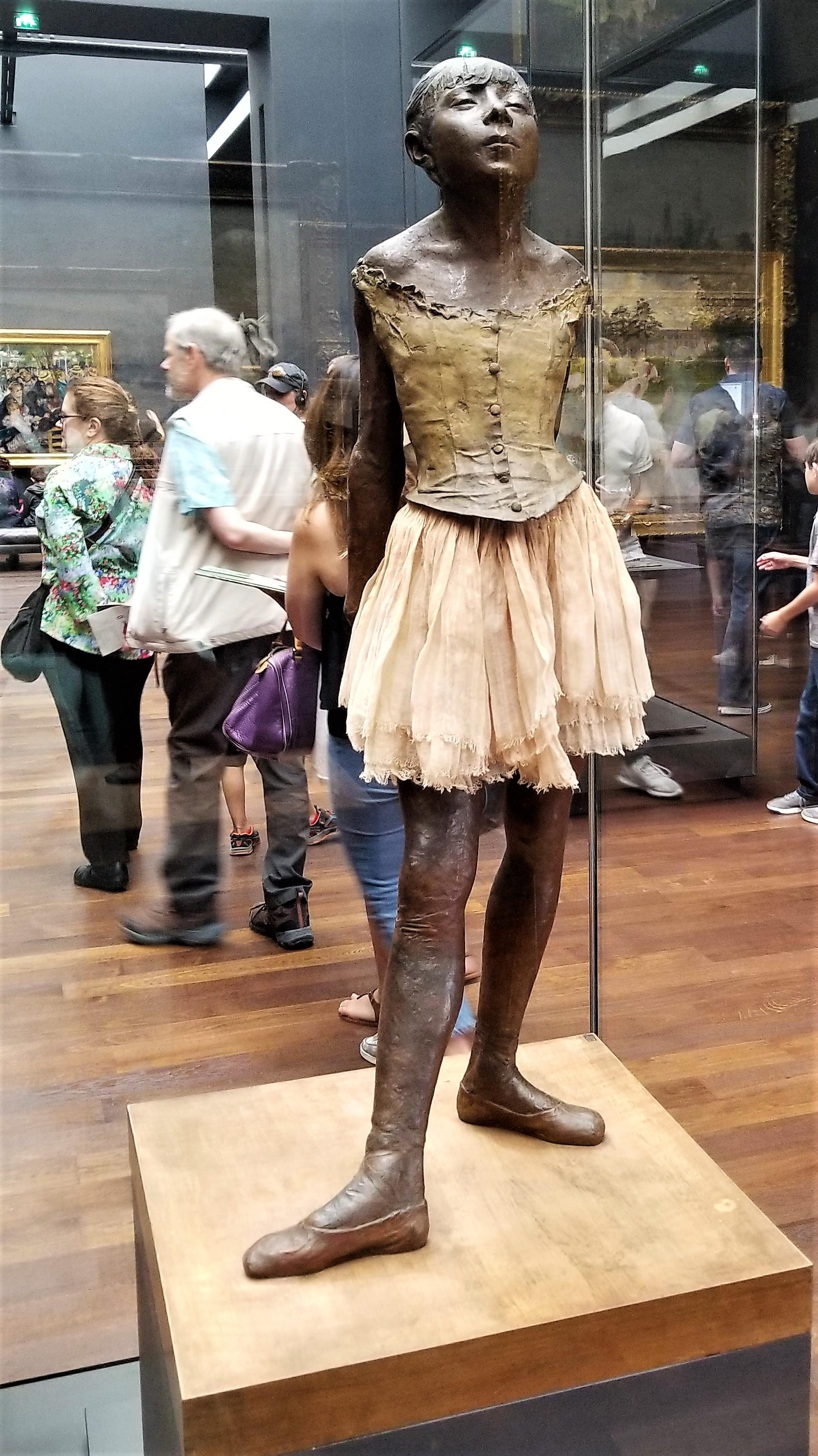 Petite danseuse de 14 ans (Small Dancer Aged 14)