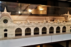 Model of Musée d'Orsay