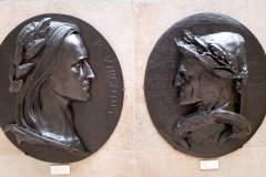 Virgile and Dante