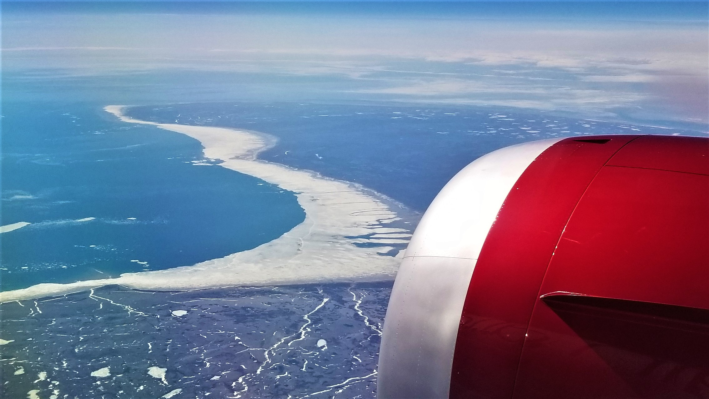 Icy Coast