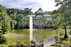 Front Palacio de Cristal (Crystal Palace)