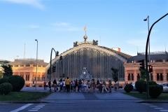 Madrid Train Station