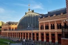 Madrid Train Station2
