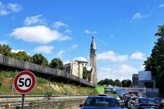 Traffic in Paris?