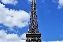 Finally, the Eiffel Tower