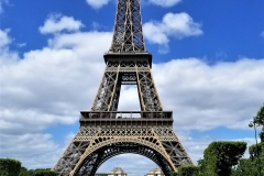 Emma vs the Eiffel Tower