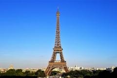 Finally the Tour Eiffel
