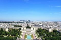 West View of Paris