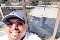 Glass Selfie