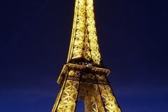 Majestic Eiffel Tower