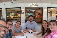 Dinner with Nacho & Paloma at Jose Luis
