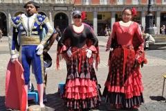 El Matador & the flamenco dancers
